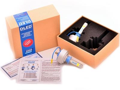 Светодиодные лампы DLED Sparkle 1