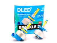Автомобильные лампы DLED Sparkle 2, новое качество света!