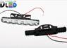 Дневные ходовые огни DLed DRL-124 SMD3528-5050 2x2W