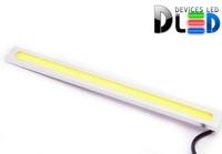 Дневные ходовые огни DRL-81 2x6W Silver