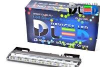 Дневные ходовые огни DRL-57 2x1,92W