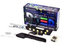 Дневные ходовые огни DRL-66 2x6W