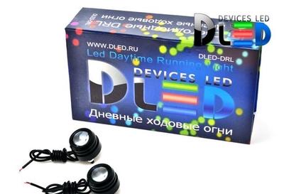 Дневные ходовые огни DRL-149 2x3W