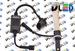 Светодиодная автолампа H27 881 - 2 CREE Braid 20Вт