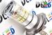 Светодиодная автолампа Н7 - 48 SMD3014 Стабилизатор 6Вт