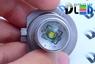 Светодиодная автолампа Н7 - 1 CREE Линза 5Вт