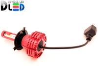 Светодиодная автолампа Н4 - DLED Red One 20Вт