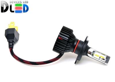 Светодиодная автолампа Н4 - DLED Flame 30Вт