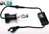 Светодиодная автолампа Н4 - DLED SL7 Standart 15Вт