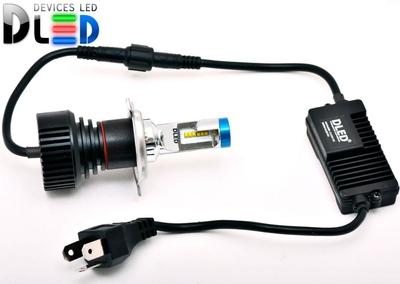 Светодиодная автолампа Н4 - DLED SL7 Premium 25Вт