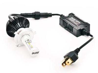 Светодиодная автолампа Н4 - DLED ZES 20Вт