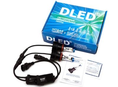 Светодиодная автолампа Н11 - DLED SL7 Premium 20Вт