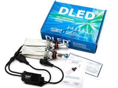 Светодиодная автолампа Н11 - DLED SL6 Standart 20Вт