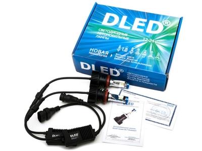 Светодиодная автолампа Н11 - DLED SL7 Standart 15Вт