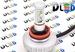 Светодиодная автолампа Н11 - DLED 2 CREE XM-L2 3S 20Вт