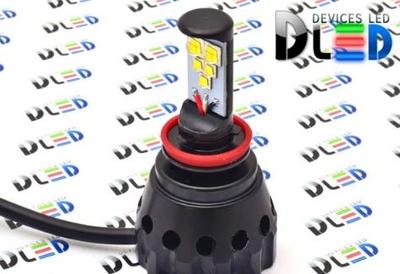 Светодиодная автолампа Н11 - DLED 5 CREE HL 50Вт