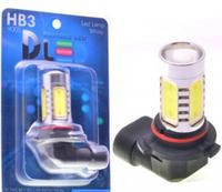 Светодиодная автолампа HB3 9005 - 33 SMD5630 Линза 13.2Вт