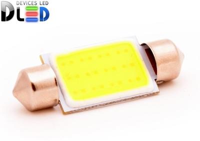 Салонная лампа C5W FEST 39мм - 24 HP 3Вт (Белый)