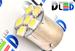 Светодиодная автолампа P21W 1156 - 6 SMD5050 Compact 1,44Вт (Белая)