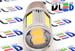 Светодиодная автолампа P21W 1156 - 27 SMD5630 10,8Вт (Белая)