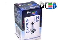 Галогеновая автомобильная лампа H4 24V 100Вт