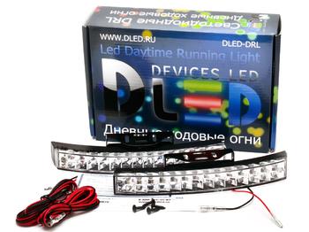 Дневные ходовые огни DLed DRL-138 DIP 2x3.5W