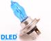Газонаполненные автомобильные лампы H1 - DLED Luxury 6500К 55Вт