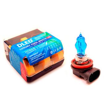 Газонаполненные автомобильные лампы HB4 9006 - DLED Luxury 6500К 55Вт