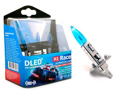 Газонаполненные автомобильные лампы H1 - DLED Racer 8000K 85Вт