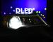 Газонаполненные автомобильные лампы H4 - DLED Luxury 8000К 55Вт