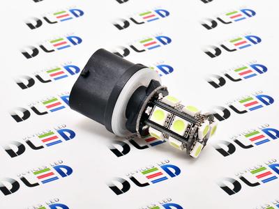 Светодиодная автолампа H27 880 - 13 SMD5050 Black 3,12Вт
