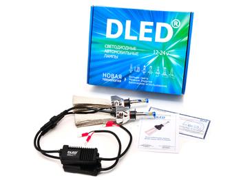 Светодиодная автолампа Н1 - DLED SL6 Standart 20Вт