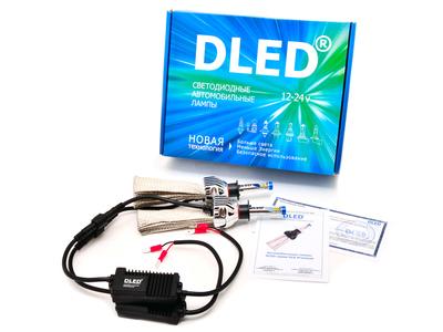 Светодиодная автолампа Н1 - DLED SL6 Premium 23Вт