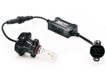 Светодиодная автолампа H16 PSX24W - 2 CREE Black 25Вт