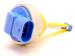 Светодиодная автолампа H27 881 - DLED Sparkle 2 36Вт