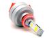Светодиодная автолампа H27 881 - DLED Sparkle 3 40Вт + ДХО