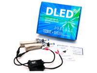 Светодиодная автолампа Н3 - DLED SL6 Standart 20Вт