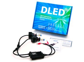 Светодиодная автолампа Н3 - DLED SL7 Standart 15Вт