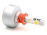 Светодиодная автолампа Н3 - DLED Sparkle 3 40Вт + ДХО