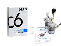 Светодиодная автолампа Н4 - DLED C-SIX 36Вт