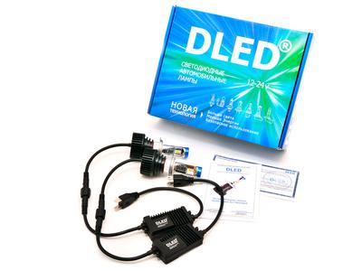 Светодиодная автолампа Н7 - DLED SL6 Premium 23Вт