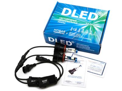 Светодиодная автолампа Н8 - DLED SL7 Standart 15Вт