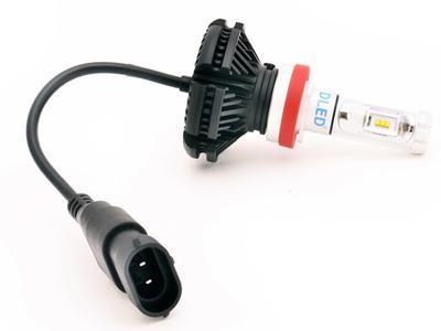 Светодиодная автолампа Н8 - DLED Zeon 25Вт