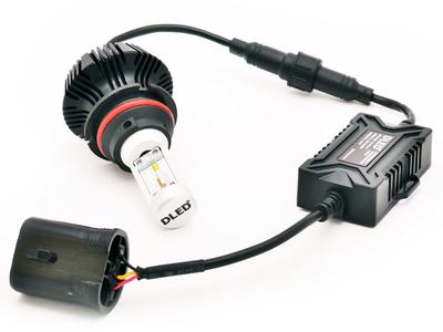 Светодиодная автолампа HB5 9007 - Dled ZES 20Вт