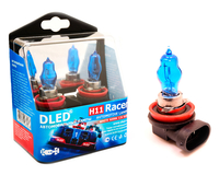Газонаполненные автомобильные лампы H11 - DLED Racer 5000К 85Вт