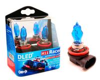 Газонаполненные автомобильные лампы H11 - DLED Racer 6500К 85Вт