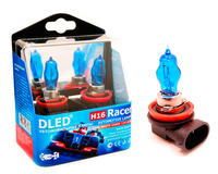 Газонаполненные автомобильные лампы H16 - DLED Racer 6500К 85Вт