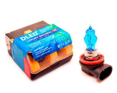 Газонаполненные автомобильные лампы H8 - DLED Luxury 4300К 55Вт