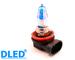 Газонаполненные автомобильные лампы H10 - DLED Luxury Rainbow 55Вт
