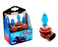Газонаполненные автомобильные лампы H9 - DLED Racer 8000К 85Вт